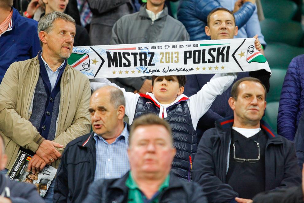 Legia Warszawa 2-0 FK Aktobe - fot. Piotr Galas - wiadomosci24.pl (zdjęcie 8 z 66)