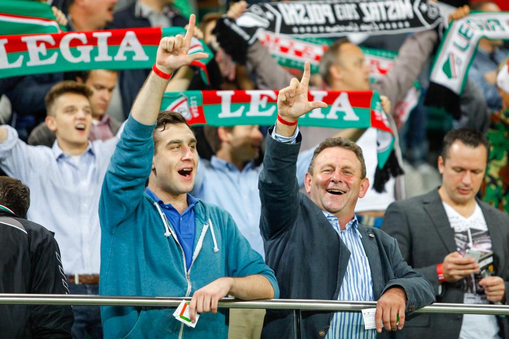 Legia Warszawa 2-0 FK Aktobe - fot. Piotr Galas - wiadomosci24.pl (zdjęcie 9 z 66)