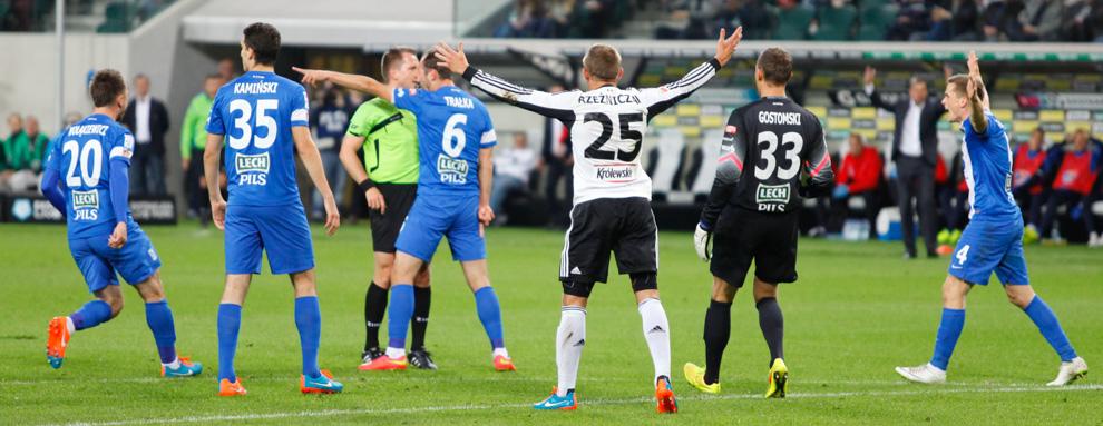 Legia Warszawa 2-2 Lech Poznań - fot. Piotr Galas - wiadomosci24.pl (zdjęcie 13 z 86)