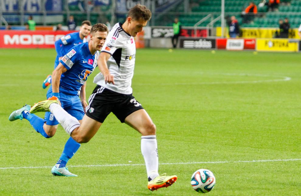 Legia Warszawa 2-2 Lech Poznań - fot. Piotr Galas - wiadomosci24.pl (zdjęcie 14 z 86)