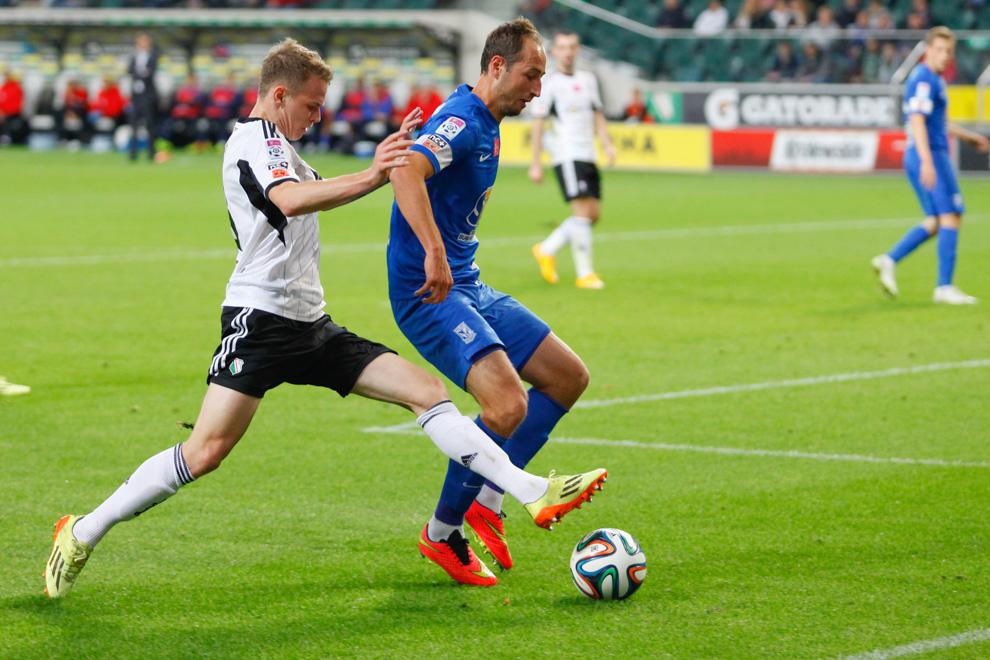 Legia Warszawa 2-2 Lech Poznań - fot. Piotr Galas - wiadomosci24.pl (zdjęcie 16 z 86)
