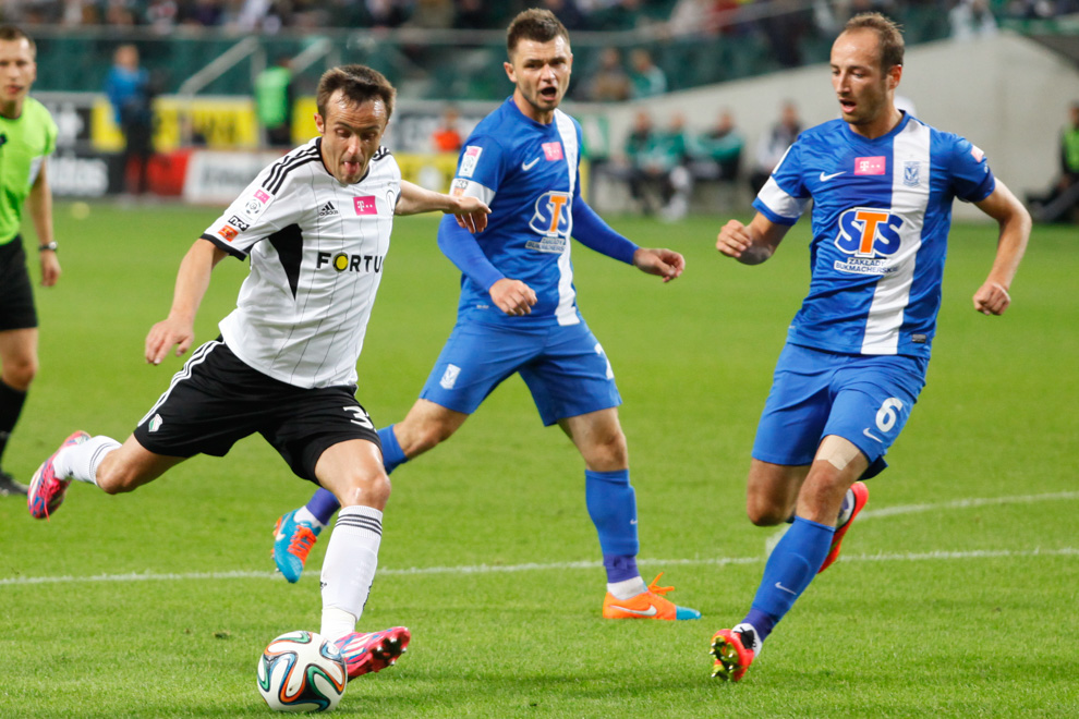 Legia Warszawa 2-2 Lech Poznań - fot. Piotr Galas - wiadomosci24.pl (zdjęcie 18 z 86)