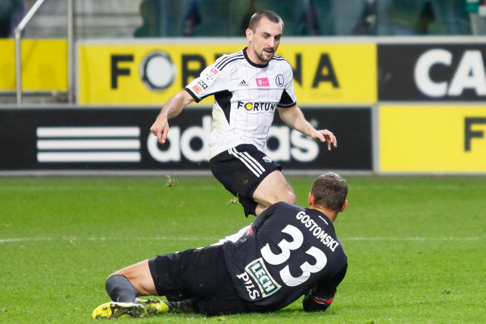 Legia Warszawa 2-2 Lech Poznań - fot. Piotr Galas - wiadomosci24.pl (zdjęcie 20 z 86)
