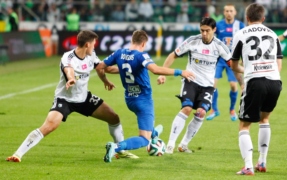 Legia Warszawa 2-2 Lech Poznań - fot. Piotr Galas - wiadomosci24.pl (zdjęcie 22 z 86)