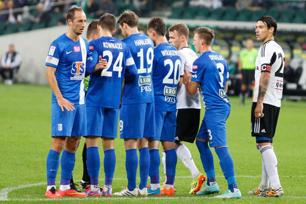 Legia Warszawa 2-2 Lech Poznań - fot. Piotr Galas - wiadomosci24.pl (zdjęcie 23 z 86)
