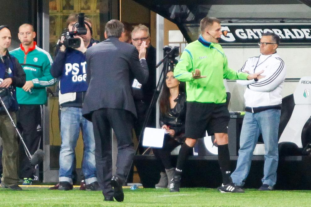 Legia Warszawa 2-2 Lech Poznań - fot. Piotr Galas - wiadomosci24.pl (zdjęcie 25 z 86)