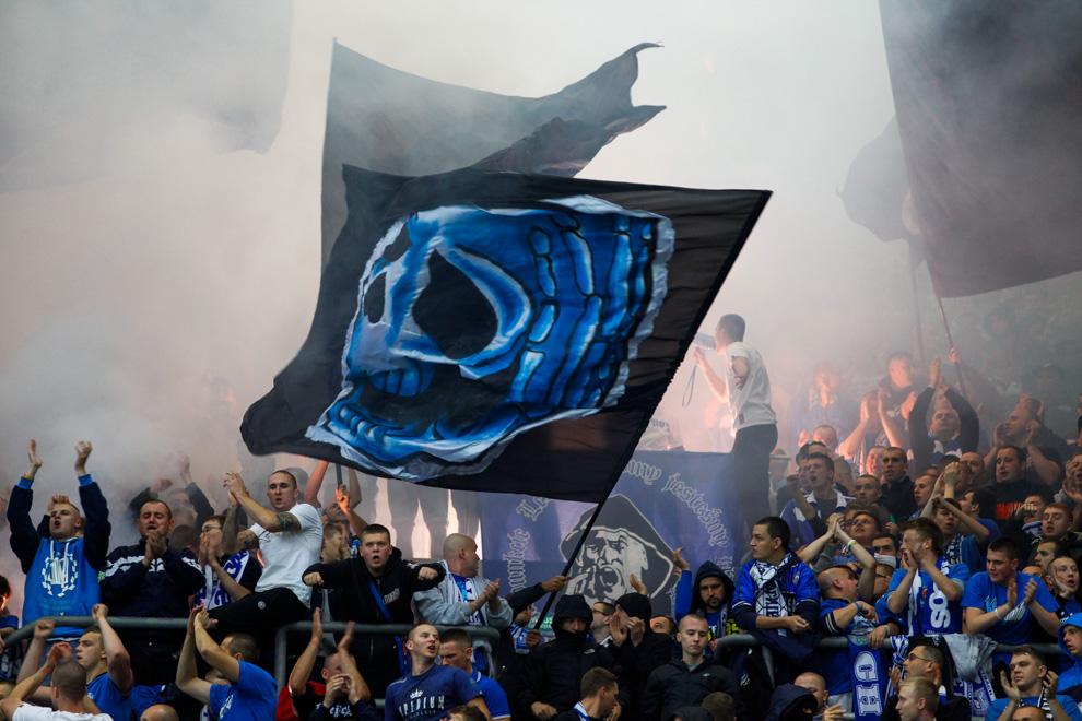 Legia Warszawa 2-2 Lech Poznań - fot. Piotr Galas - wiadomosci24.pl (zdjęcie 32 z 86)