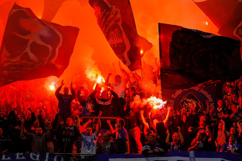 Legia Warszawa 2-2 Lech Poznań - fot. Piotr Galas - wiadomosci24.pl (zdjęcie 35 z 86)
