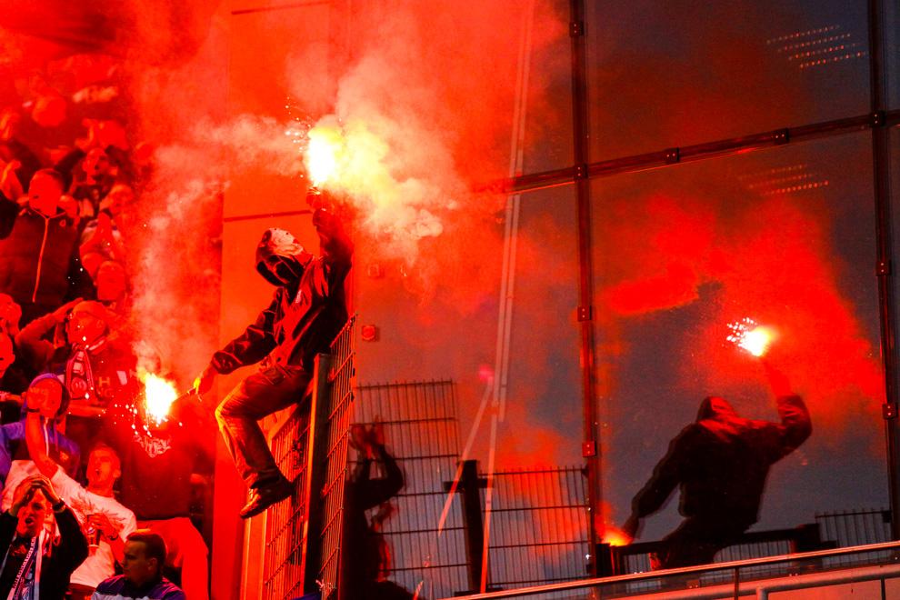 Legia Warszawa 2-2 Lech Poznań - fot. Piotr Galas - wiadomosci24.pl (zdjęcie 36 z 86)