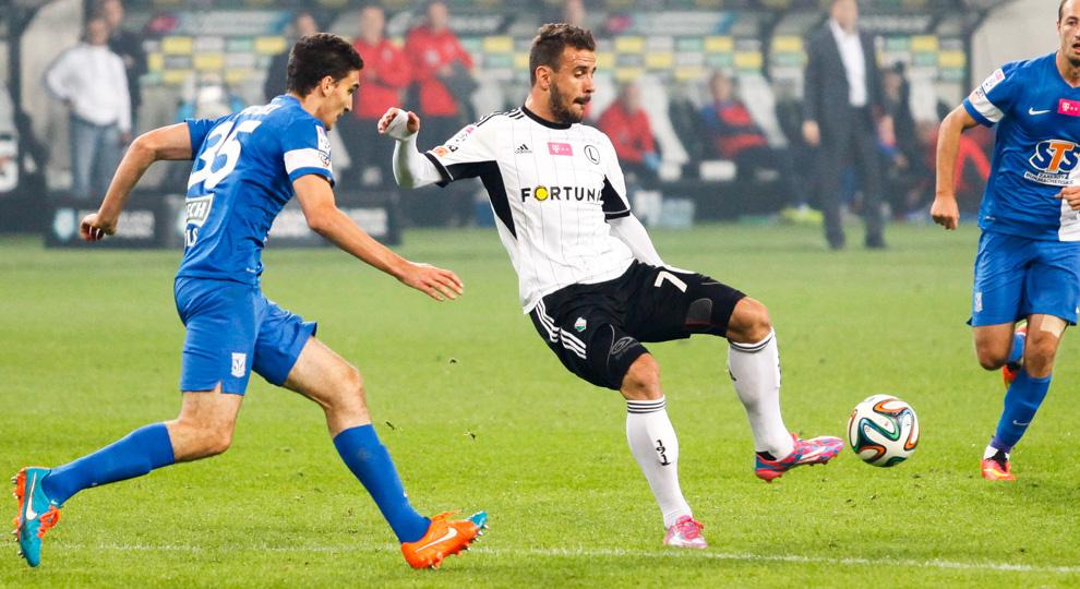Legia Warszawa 2-2 Lech Poznań - fot. Piotr Galas - wiadomosci24.pl (zdjęcie 39 z 86)