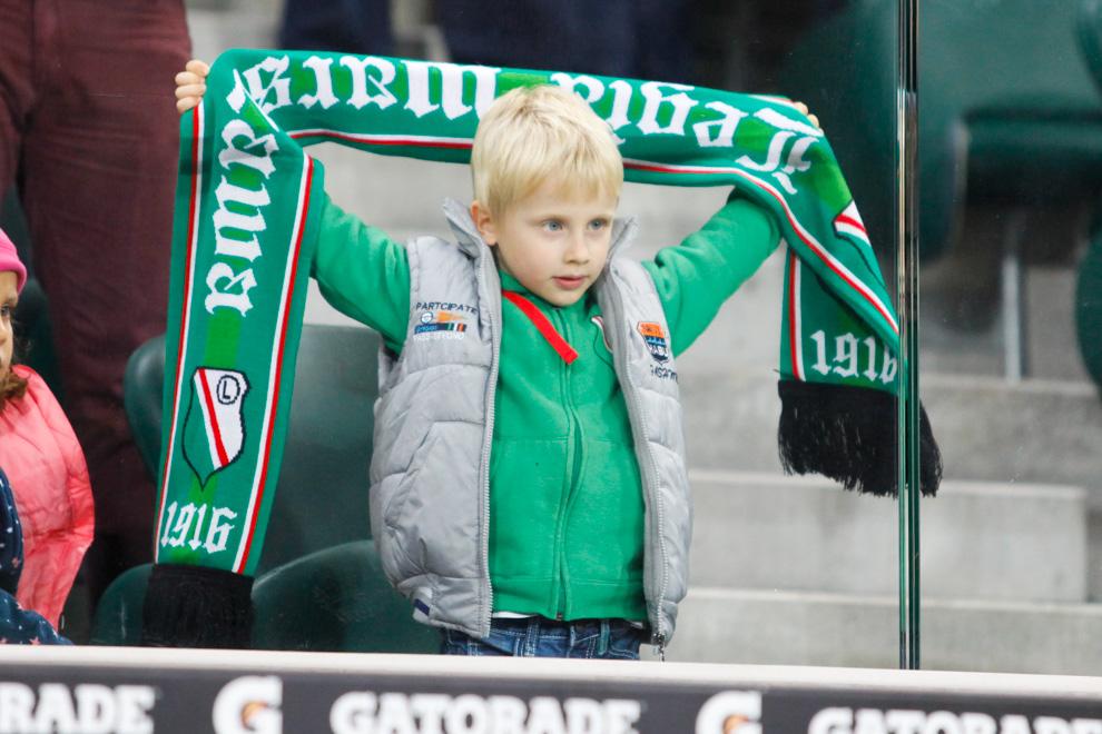Legia Warszawa 2-2 Lech Poznań - fot. Piotr Galas - wiadomosci24.pl (zdjęcie 4 z 86)