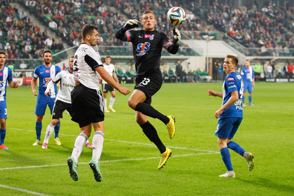 Legia Warszawa 2-2 Lech Poznań - fot. Piotr Galas - wiadomosci24.pl (zdjęcie 46 z 86)