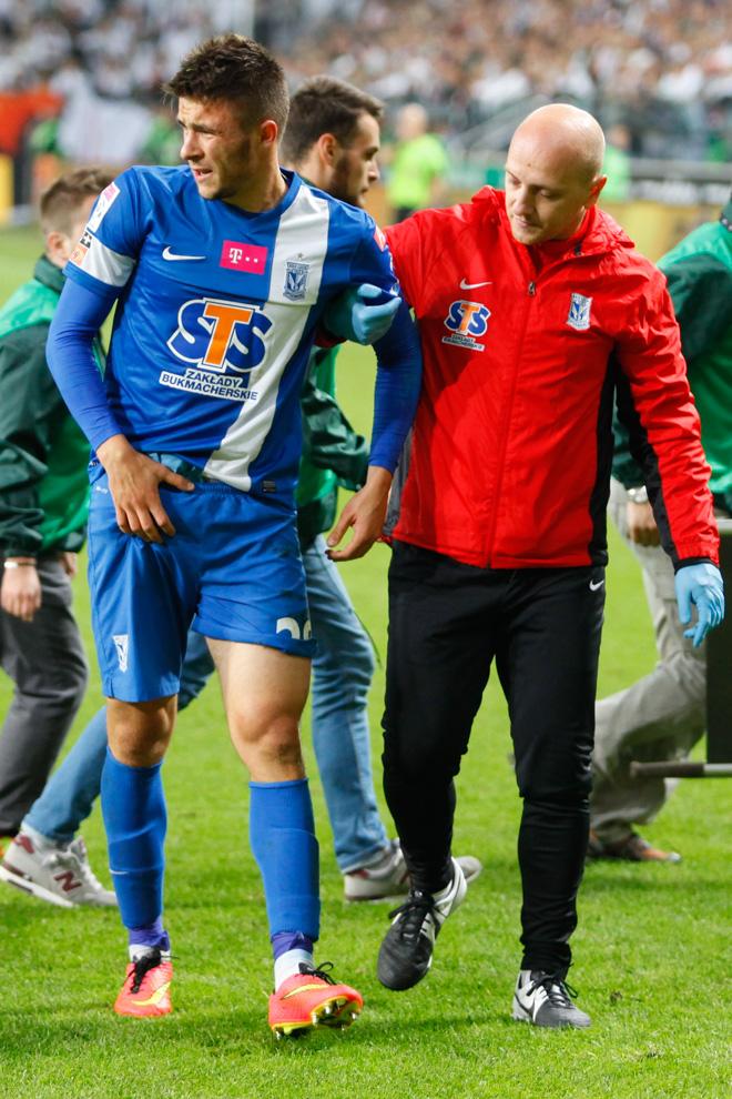 Legia Warszawa 2-2 Lech Poznań - fot. Piotr Galas - wiadomosci24.pl (zdjęcie 49 z 86)