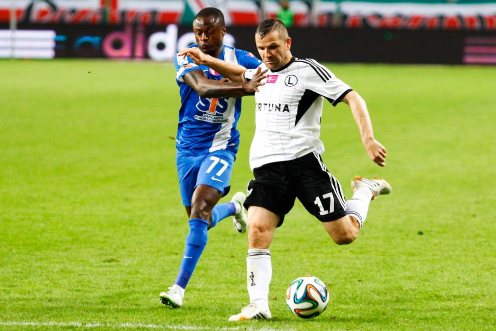 Legia Warszawa 2-2 Lech Poznań - fot. Piotr Galas - wiadomosci24.pl (zdjęcie 50 z 86)