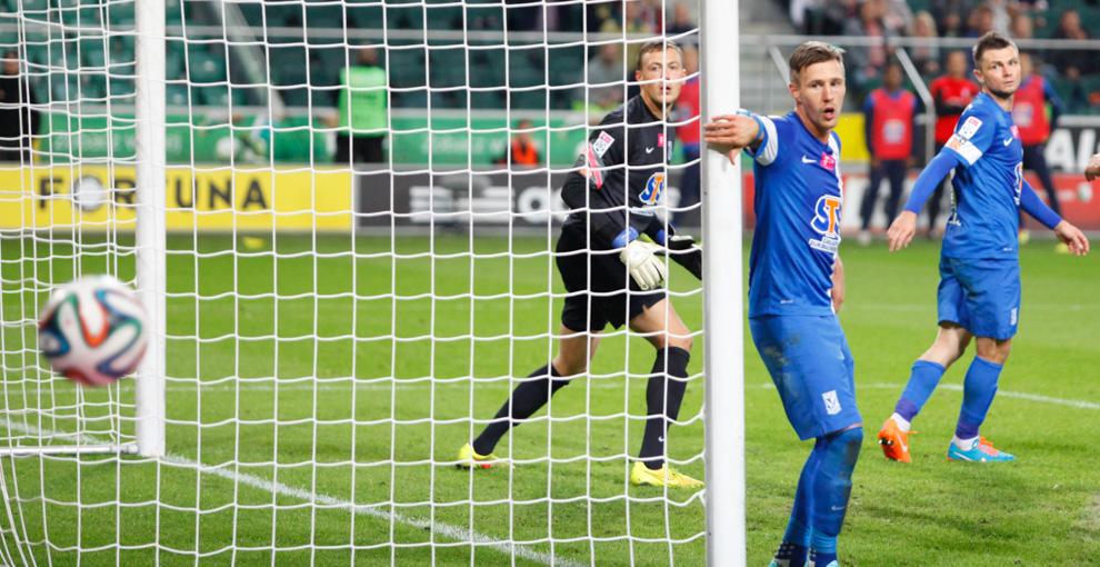 Legia Warszawa 2-2 Lech Poznań - fot. Piotr Galas - wiadomosci24.pl (zdjęcie 57 z 86)