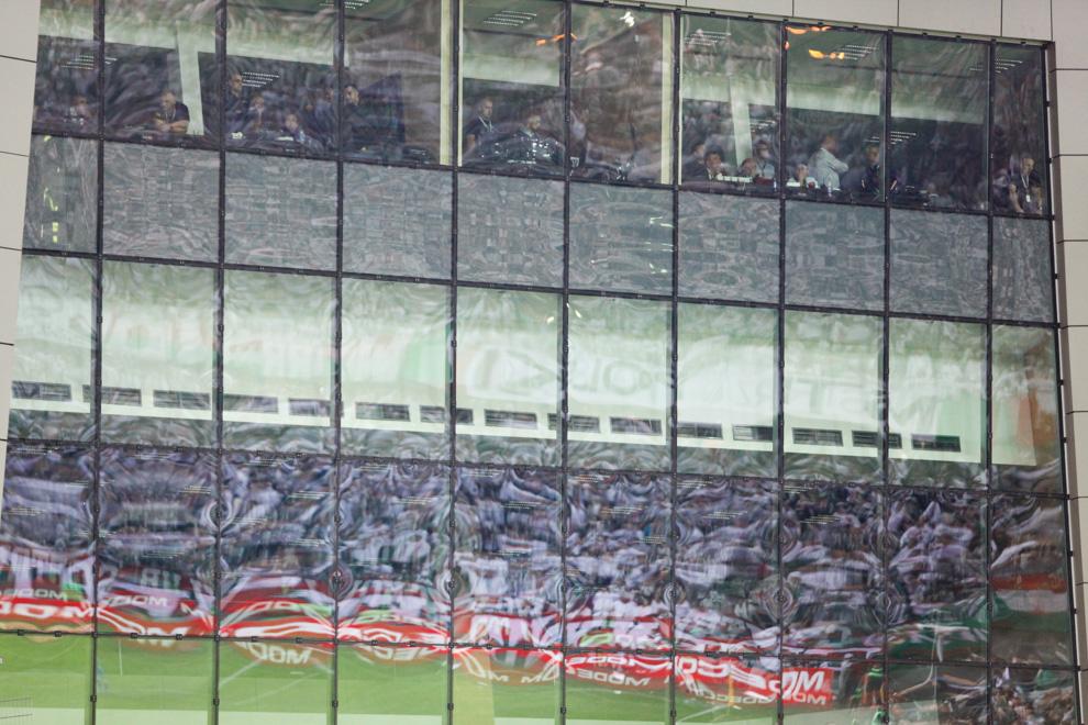 Legia Warszawa 2-2 Lech Poznań - fot. Piotr Galas - wiadomosci24.pl (zdjęcie 59 z 86)
