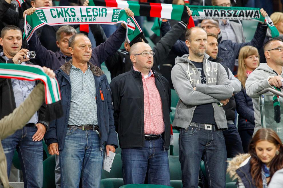 Legia Warszawa 2-2 Lech Poznań - fot. Piotr Galas - wiadomosci24.pl (zdjęcie 6 z 86)