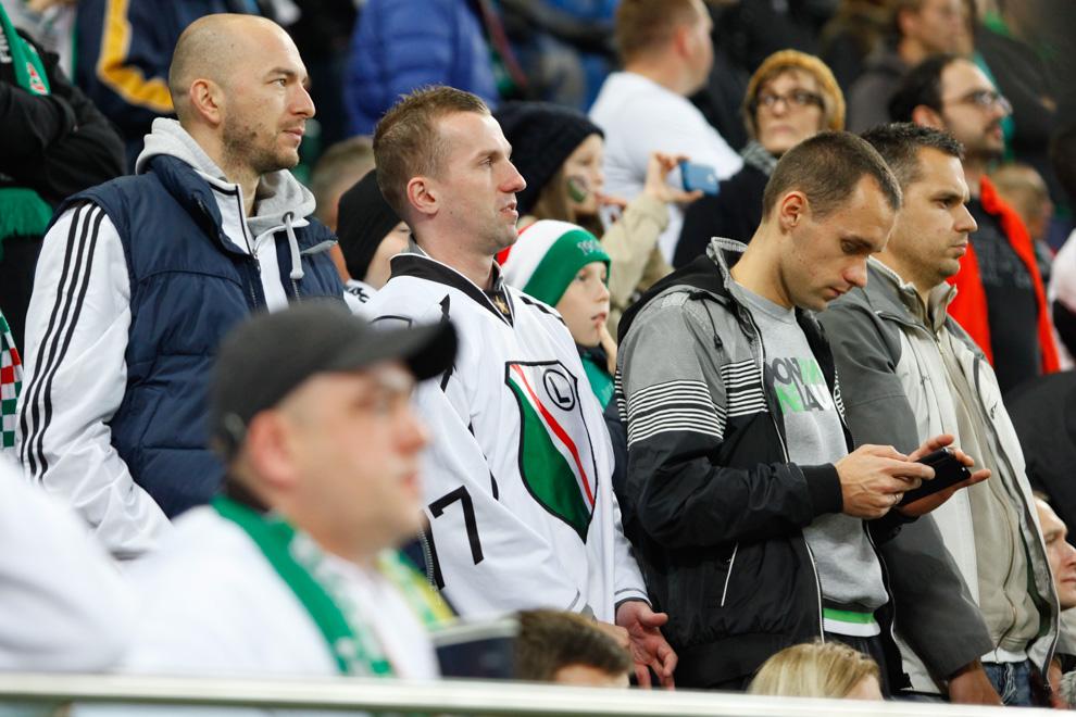 Legia Warszawa 2-2 Lech Poznań - fot. Piotr Galas - wiadomosci24.pl (zdjęcie 64 z 86)