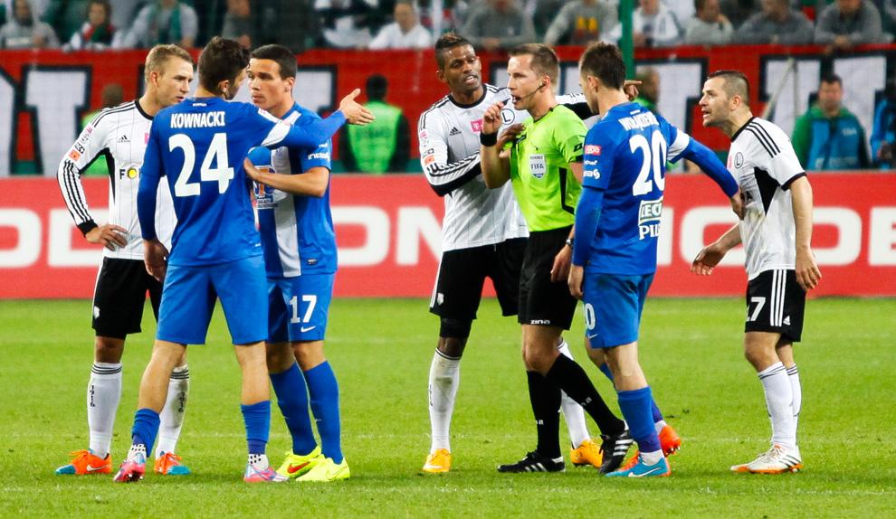 Legia Warszawa 2-2 Lech Poznań - fot. Piotr Galas - wiadomosci24.pl (zdjęcie 66 z 86)