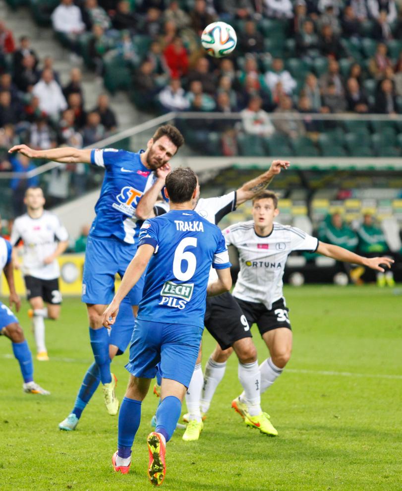 Legia Warszawa 2-2 Lech Poznań - fot. Piotr Galas - wiadomosci24.pl (zdjęcie 67 z 86)