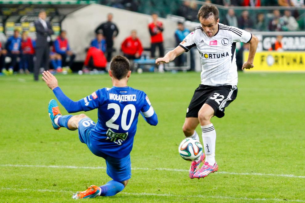 Legia Warszawa 2-2 Lech Poznań - fot. Piotr Galas - wiadomosci24.pl (zdjęcie 68 z 86)