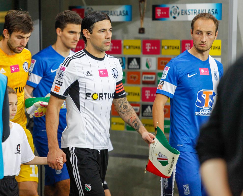 Legia Warszawa 2-2 Lech Poznań - fot. Piotr Galas - wiadomosci24.pl (zdjęcie 7 z 86)