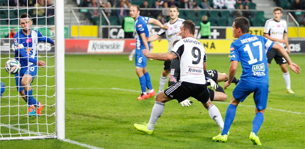 Legia Warszawa 2-2 Lech Poznań - fot. Piotr Galas - wiadomosci24.pl (zdjęcie 71 z 86)