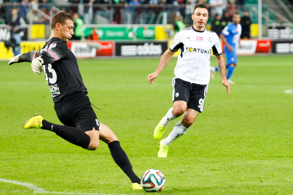 Legia Warszawa 2-2 Lech Poznań - fot. Piotr Galas - wiadomosci24.pl (zdjęcie 75 z 86)