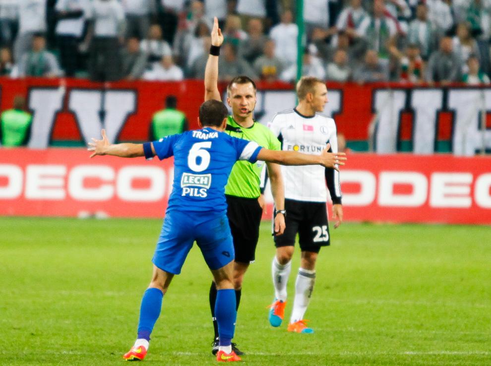 Legia Warszawa 2-2 Lech Poznań - fot. Piotr Galas - wiadomosci24.pl (zdjęcie 76 z 86)