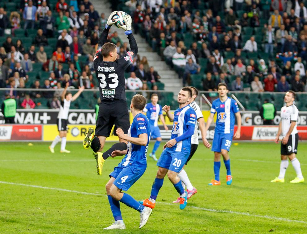 Legia Warszawa 2-2 Lech Poznań - fot. Piotr Galas - wiadomosci24.pl (zdjęcie 78 z 86)