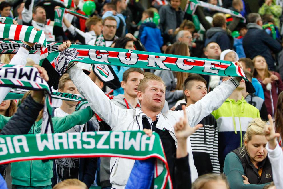 Legia Warszawa 2-2 Lech Poznań - fot. Piotr Galas - wiadomosci24.pl (zdjęcie 80 z 86)
