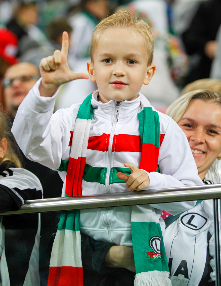 Legia Warszawa 2-2 Lech Poznań - fot. Piotr Galas - wiadomosci24.pl (zdjęcie 81 z 86)