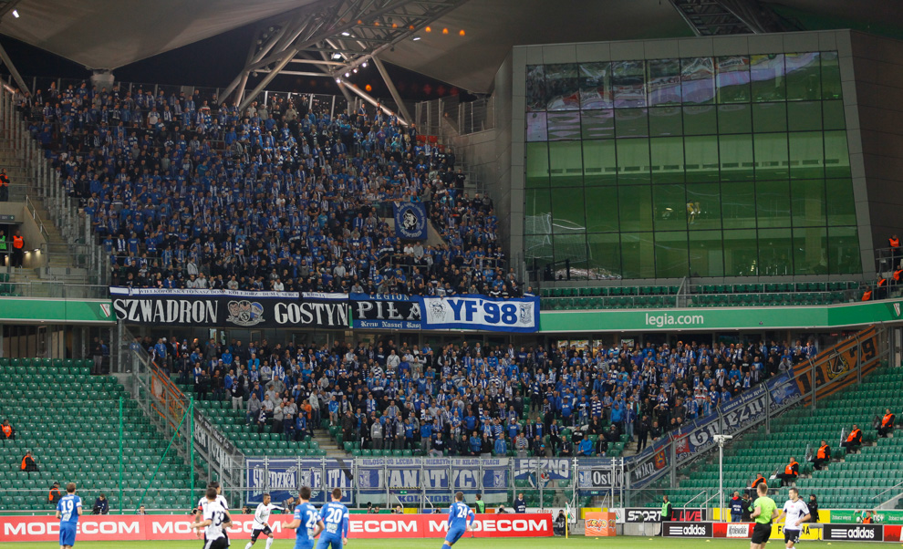 Legia Warszawa 2-2 Lech Poznań - fot. Piotr Galas - wiadomosci24.pl (zdjęcie 9 z 86)