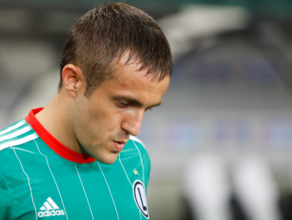 Legia Warszawa 1-0 KSC Lokeren - fot. Piotr Galas - wiadomosci24.pl (zdjęcie 10 z 57)