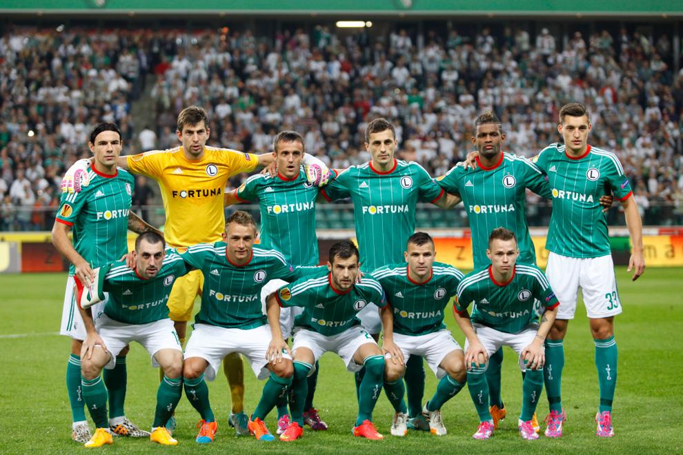 Legia Warszawa 1-0 KSC Lokeren - fot. Piotr Galas - wiadomosci24.pl (zdjęcie 16 z 57)