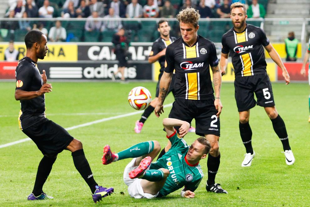 Legia Warszawa 1-0 KSC Lokeren - fot. Piotr Galas - wiadomosci24.pl (zdjęcie 19 z 57)