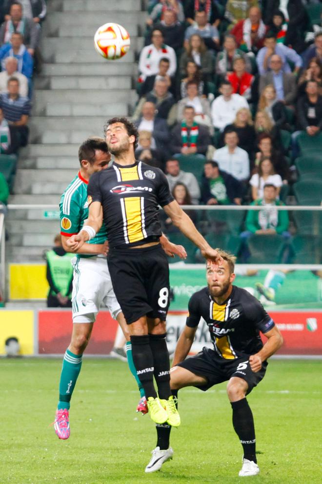 Legia Warszawa 1-0 KSC Lokeren - fot. Piotr Galas - wiadomosci24.pl (zdjęcie 20 z 57)