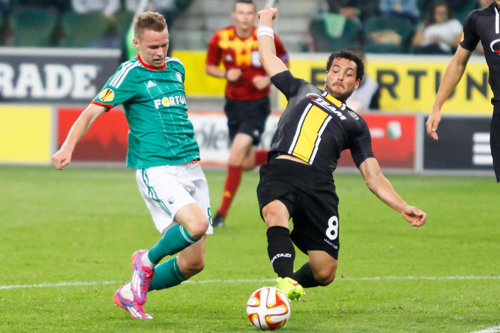 Legia Warszawa 1-0 KSC Lokeren - fot. Piotr Galas - wiadomosci24.pl (zdjęcie 22 z 57)