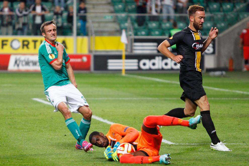 Legia Warszawa 1-0 KSC Lokeren - fot. Piotr Galas - wiadomosci24.pl (zdjęcie 23 z 57)