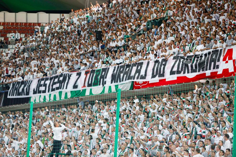 Legia Warszawa 1-0 KSC Lokeren - fot. Piotr Galas - wiadomosci24.pl (zdjęcie 24 z 57)