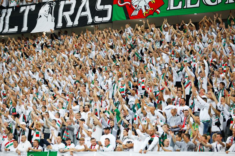 Legia Warszawa 1-0 KSC Lokeren - fot. Piotr Galas - wiadomosci24.pl (zdjęcie 25 z 57)