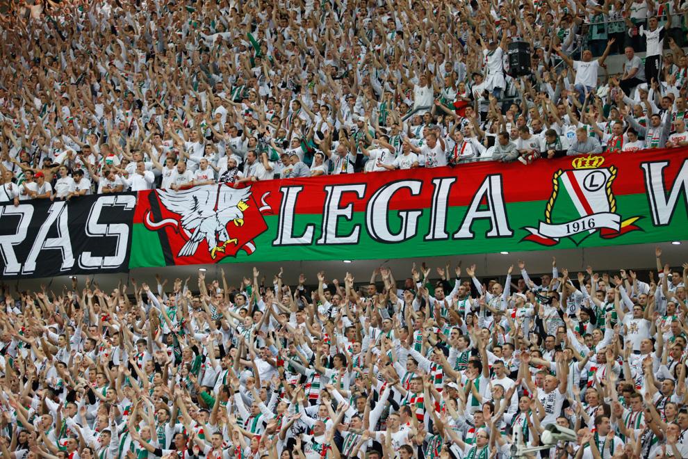 Legia Warszawa 1-0 KSC Lokeren - fot. Piotr Galas - wiadomosci24.pl (zdjęcie 26 z 57)