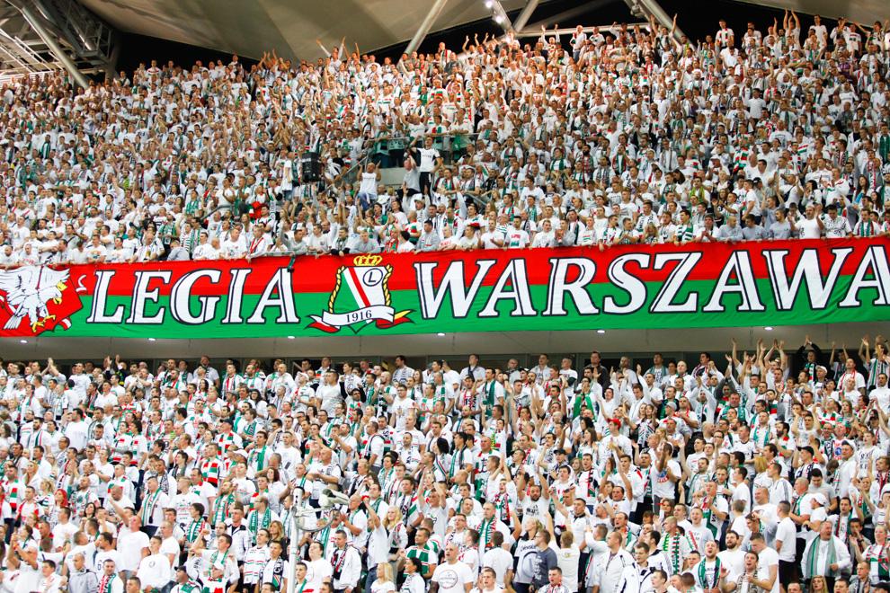 Legia Warszawa 1-0 KSC Lokeren - fot. Piotr Galas - wiadomosci24.pl (zdjęcie 27 z 57)