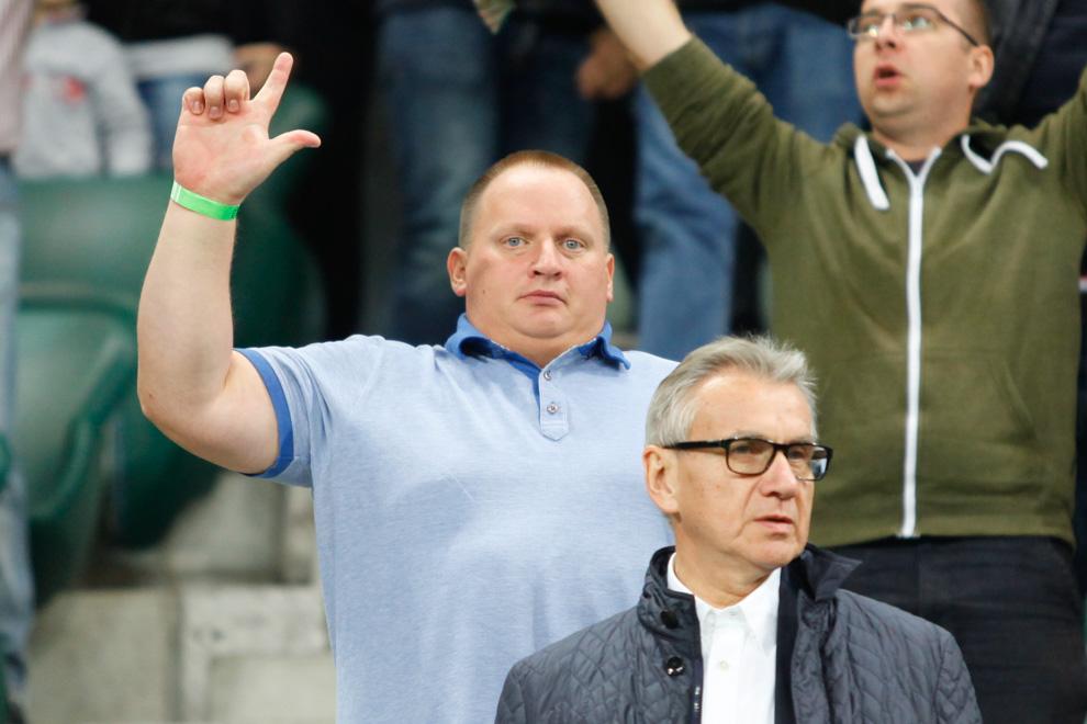 Legia Warszawa 1-0 KSC Lokeren - fot. Piotr Galas - wiadomosci24.pl (zdjęcie 3 z 57)
