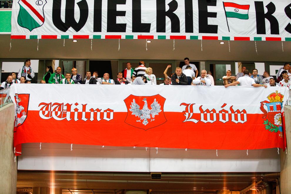 Legia Warszawa 1-0 KSC Lokeren - fot. Piotr Galas - wiadomosci24.pl (zdjęcie 33 z 57)