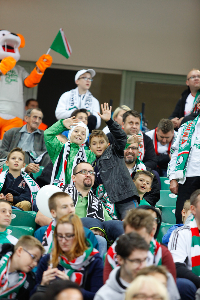 Legia Warszawa 1-0 KSC Lokeren - fot. Piotr Galas - wiadomosci24.pl (zdjęcie 37 z 57)