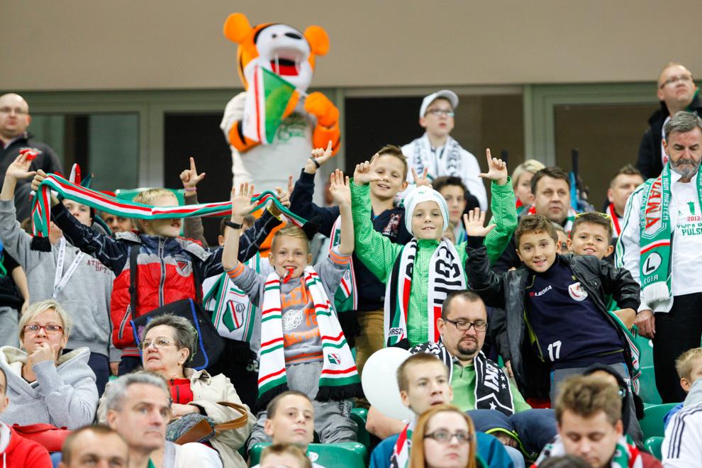 Legia Warszawa 1-0 KSC Lokeren - fot. Piotr Galas - wiadomosci24.pl (zdjęcie 38 z 57)
