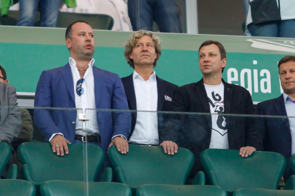 Legia Warszawa 1-0 KSC Lokeren - fot. Piotr Galas - wiadomosci24.pl (zdjęcie 4 z 57)
