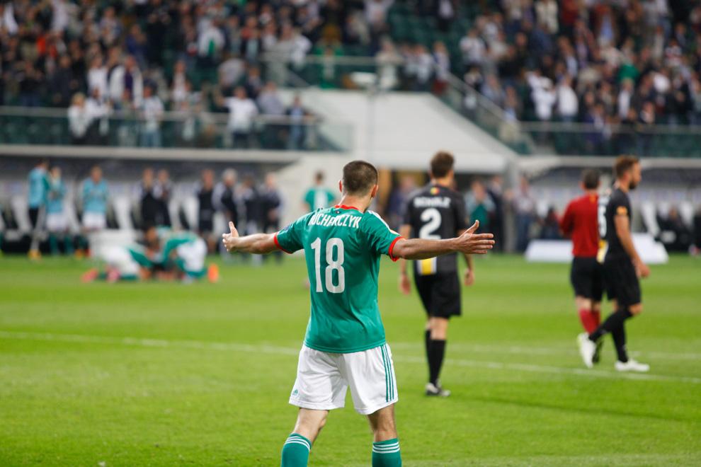 Legia Warszawa 1-0 KSC Lokeren - fot. Piotr Galas - wiadomosci24.pl (zdjęcie 43 z 57)