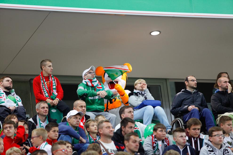Legia Warszawa 1-0 KSC Lokeren - fot. Piotr Galas - wiadomosci24.pl (zdjęcie 49 z 57)